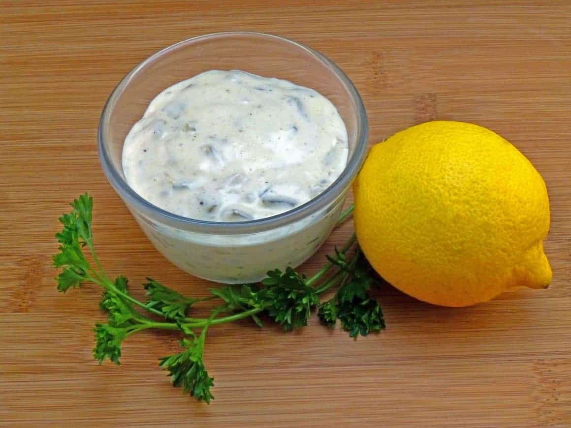 Tartar Sauce Recipe - It's Easy | Whole Made Living